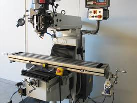 NT30 Milling Machine, (X/Y/Z), 875/380/420mm), 240v - picture3' - Click to enlarge