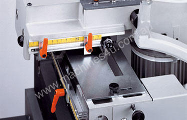 ELUMATEC Single spindle copy router AS 170