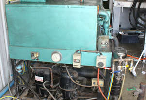 Refrigerated Chiller 415V Grudnfos pressure pump 3