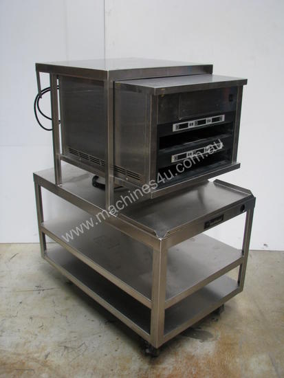 Used Frymaster Uhc2sp Warming Drawer In Broadmeadows Vic