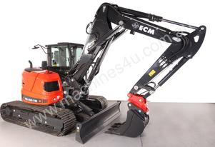 2016 ECM ES100 TR LONG REACH EXCAVATOR