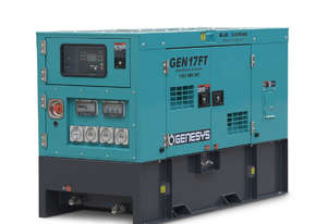 17 KVA Large Diesel Generator 415V - 2 Years Warranty