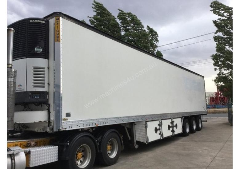 Maxicube  Refrigerated Van Trailer