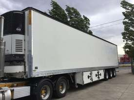 Maxicube  Refrigerated Van Trailer - picture2' - Click to enlarge