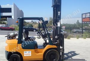 Hyster Forklifts ALH056