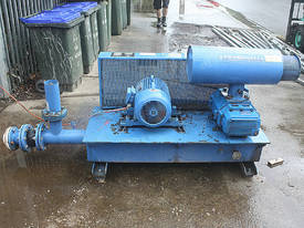 BOC Edwards Hibon Roots type blower Type XN 8045H  - picture0' - Click to enlarge