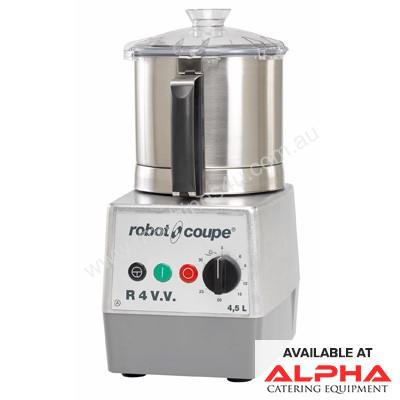 Robot Coupe R4 V.V. Table-Top Cutter Mixer