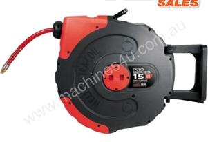 PRO SERIES AIR HOSE REEL RETRACTABLE 1/2