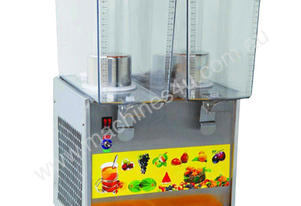 DRINK DISPENSER ELECTRIC 2 X 18LT 1/3HP