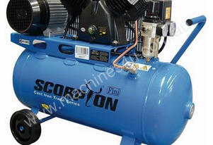 COMPRESSOR 7 CFM 3HP 240V CAST IRON V-T