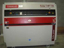 Nib Roller Press T-RP135 by Turanlar, with Heater