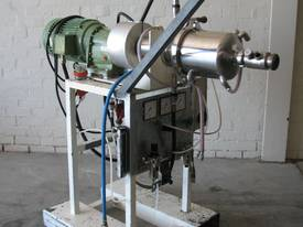 Commercial Chocolate Aerator Aerating Extruder