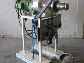 Commercial Chocolate Confectionary Aerator Aerating Extruder - picture0' - Click to enlarge
