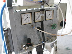 Commercial Chocolate Confectionary Aerator Aerating Extruder - picture1' - Click to enlarge