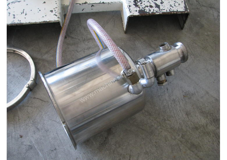 Commercial Chocolate Confectionary Aerator Aerating Extruder
