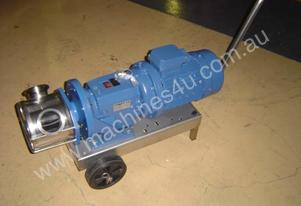 Liverani Flexible Impeller Pump (3