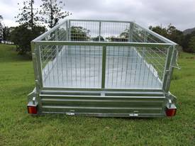 New Tipper 8x5 Ozzi GOLD COAST Trailer - picture3' - Click to enlarge