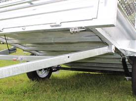 New Tipper 8x5 Ozzi GOLD COAST Trailer - picture5' - Click to enlarge