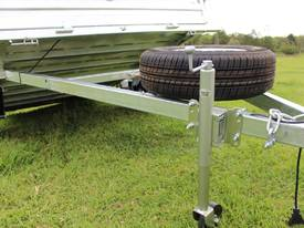 New Tipper 8x5 Ozzi GOLD COAST Trailer - picture7' - Click to enlarge