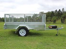 New Tipper 8x5 Ozzi GOLD COAST Trailer - picture11' - Click to enlarge