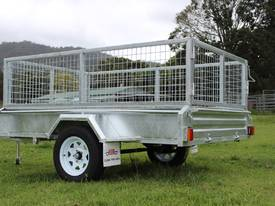 New Tipper 8x5 Ozzi GOLD COAST Trailer - picture12' - Click to enlarge