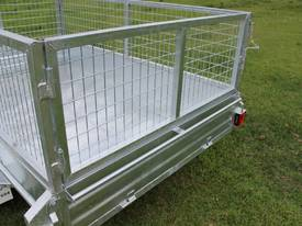 New Tipper 8x5 Ozzi GOLD COAST Trailer - picture13' - Click to enlarge