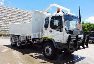 FVZ1400 Tipper Truck / Rigid Truck. 275HP