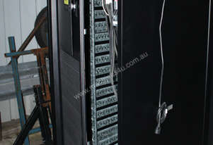 Rack power distribution cabinet 80 pole