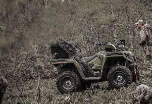 Polaris Sportsman 570 EPS Pursuit Camo
