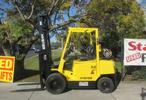 Hyster 3 ton/tonne LPG Used Forklift