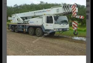 Zoomlion 40 tonne Mobile Crane