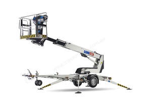 DINOlift 130T Self Drive Cherry Picker