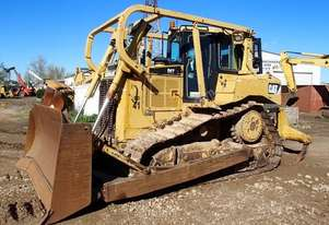Caterpillar D6T Std Tracked-Dozer Dozer