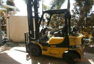 YALE GLP25RK 2.5T Counterbalance Forklift