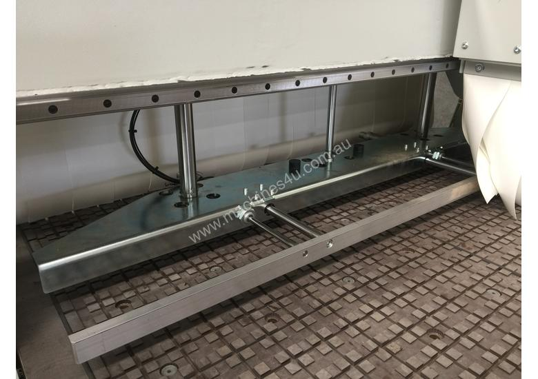 Flatbed Nesting CNC Machines from Italy