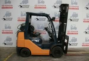 Toyota   3T Compact Forklift