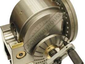 BS-0 Dividing Head - Semi Universal Package Deal 100mm Centre Height Includes 130mm 3-Jaw Chuck - picture3' - Click to enlarge