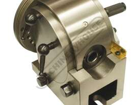 BS-0 Dividing Head - Semi Universal Package Deal 100mm Centre Height Includes 130mm 3-Jaw Chuck - picture4' - Click to enlarge