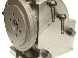 BS-0 Dividing Head - Semi Universal Package Deal 100mm Centre Height Includes 130mm 3-Jaw Chuck - picture2' - Click to enlarge