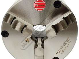 BS-0 Dividing Head - Semi Universal Package Deal 100mm Centre Height Includes 130mm 3-Jaw Chuck - picture5' - Click to enlarge