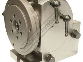 BS-0 Vertex Dividing Head - Semi Universal Package Deal 100mm Centre Height Includes 130mm 3-Jaw Chu - picture2' - Click to enlarge