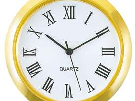 Plastic Clock Insert 50mm - picture2' - Click to enlarge