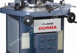 Durma VN Series Adjustable Corner Notcher