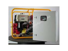 Powerlite Honda 8kVA Auto Start Generator + AMF - picture9' - Click to enlarge