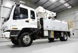 Isuzu FRR550 Elevated Work Platform Truck