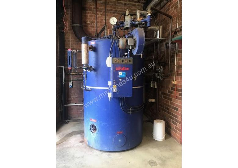 Used Fulton Steam Boiler Steam Boiler in Condell Park, NSW