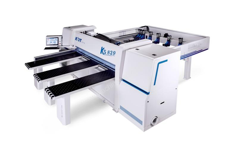 2700mm Heavy Duty Beamsaw. Fully optimised cycle