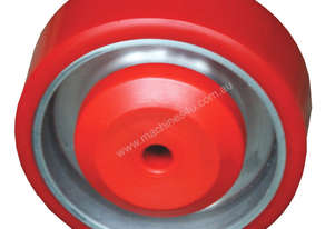 52164 - 100MM PU MOULDED ALUMINIUM REPLACEMENT WHEEL