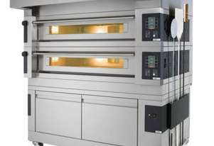 Moretti COMP S100E/3/L Triple Deck Electric Deck Oven with Prover