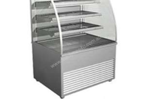 Cossiga D4OF12 Dimension Open Front Refrigerated Cabinet